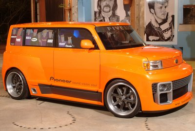 2004 Scion xB widebody
