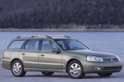 2004 Saturn L wagon