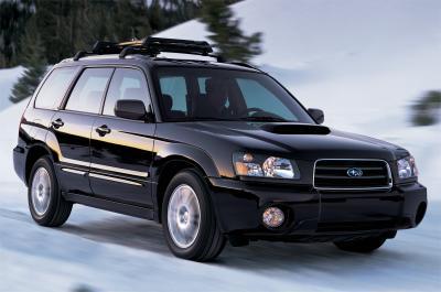 2004 Subaru Forester 2.5XT