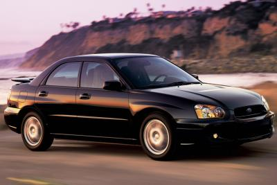 2004 Subaru Impreza 2.5RS sedan