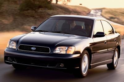 2004 Subaru Legacy 2.5GT sedan