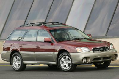 2004 Subaru Outback wagon