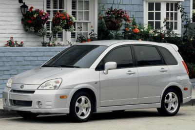 2004 Suzuki Aerio SX Wagon