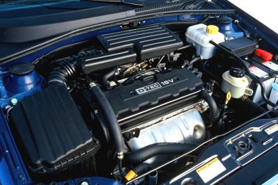 2004 Suzuki Forenza engine