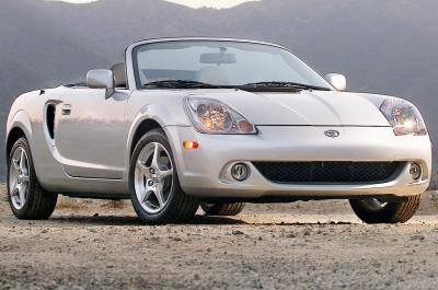 2004 Toyota MR2 Spyder