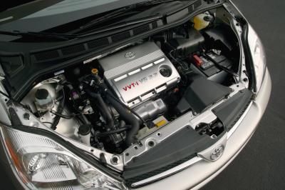 2004 Toyota Sienna XLE engine