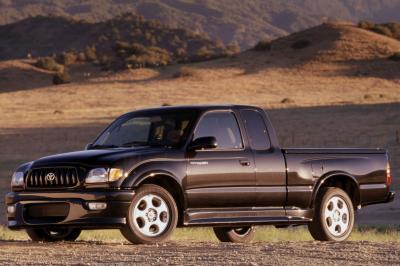 2004 Toyota tacoma Srunner