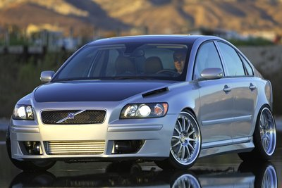 2004 Volvo S40 by Evolve