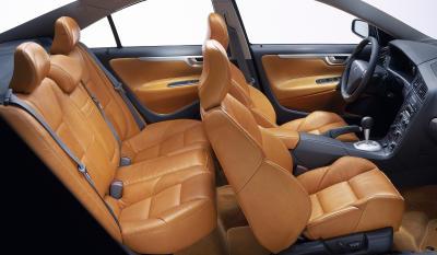 2004 Volvo S60 R interior