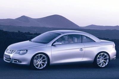 2004 Volkswagen Concept C