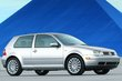 2004 Volkswagen Golf 2 Door