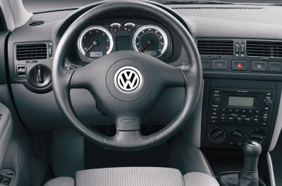2004 Volkswagen Jetta instrumentation