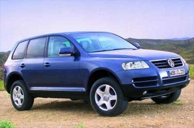 2004 Volkswagen Toureg