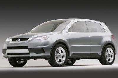 2005 Acura RD-X