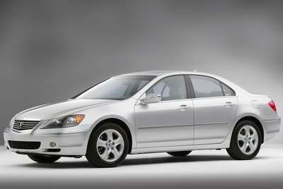 Acura on 2008 Acura Rl Information