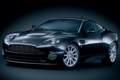 2005 Aston Martin V12 Vanquish
