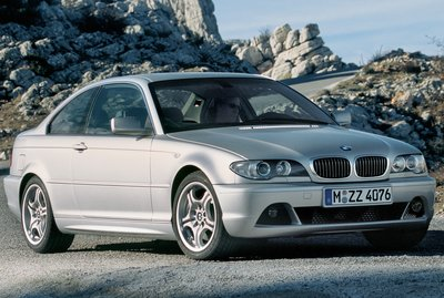 2005 BMW 3-Series Coupe