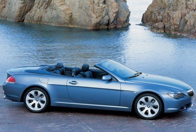2005 BMW 6-series Convertible