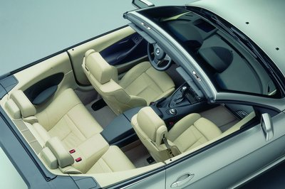 2005 BMW 6-series convertible Interior