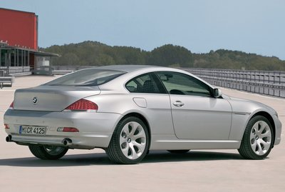 2005 BMW 6 Series Coupe
