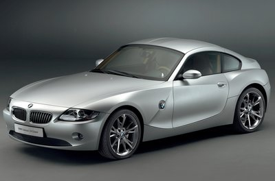 2005 BMW Concept Z4 Coupe