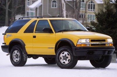 2005 Chevrolet Blazer 2d