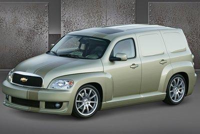 2005 Chevrolet HHR Tuner Panel