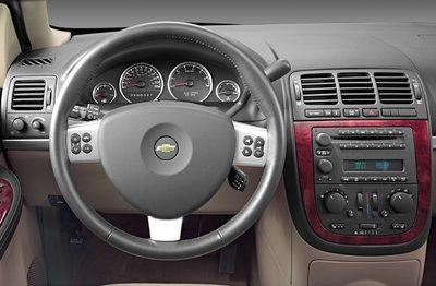 2005 Chevrolet Uplander Instrumentation