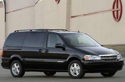 2005 Chevrolet Venture LWB