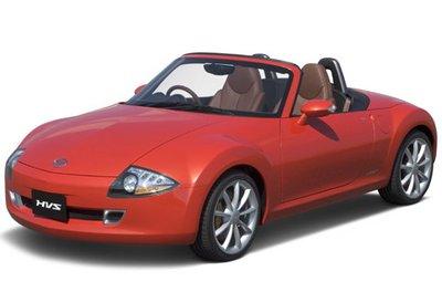 2005 Daihatsu HVS
