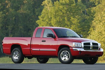 2005 Dodge Dakota Club Cab 3.7L