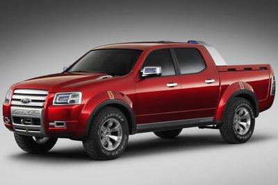2005 Ford 4 Trac