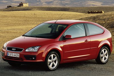 2005 Ford Focus 3d