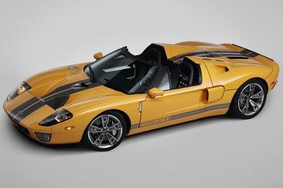2005 Ford GTX1