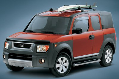 2005 Honda Element EX (with accessories)