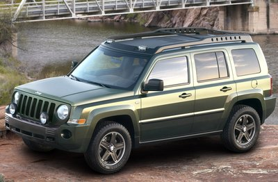 2005 Jeep Patriot
