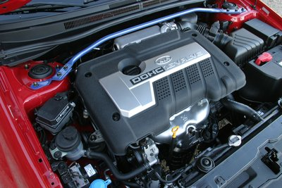 2005 Kia Spectra5 Engine