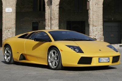 2005 Lamborghini Murcielago