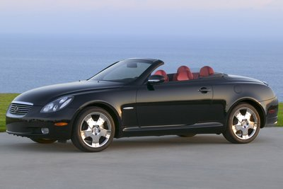 2005 Lexus SC 430 Pebble Beach Edition