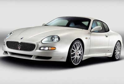 2005 Maserati Coupe GranSport