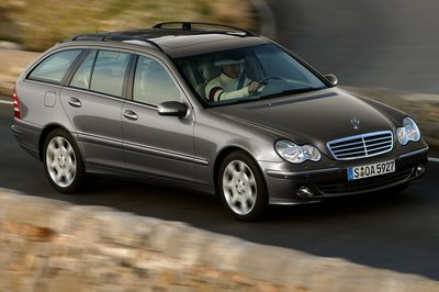 2005 Mercedes-Benz C-Class Estate