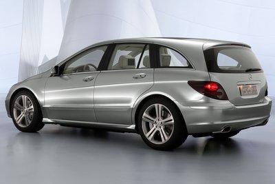 2005 Mercedes-Benz Vision R