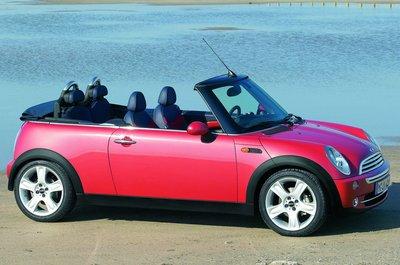 2005 Mini Cooper Cabriolet