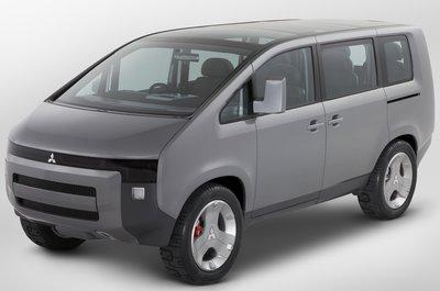 2005 Mitsubishi Concept-D:5