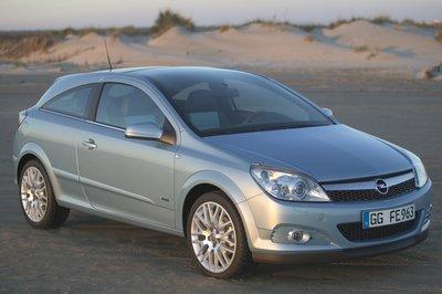 2005 Opel Astra Diesel Hybrid