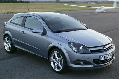 2005 Opel Astra GTC Panoramic Roof