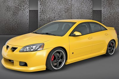 2005 Pontiac G6 Roush Signature Edition