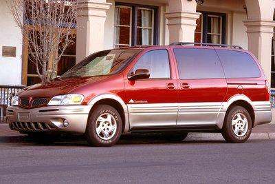 2005 Pontiac Montana LWB
