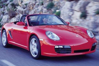 2005 Porsche Boxster 2.7L