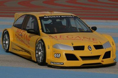 2005 Renault Megane Trophy
